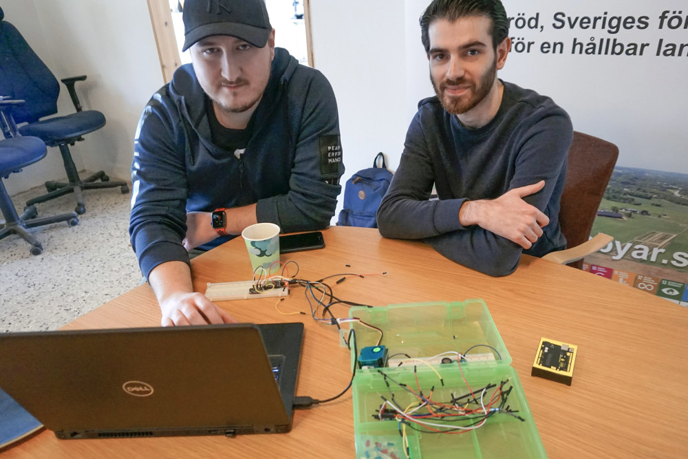 Studenternas idéer gör byn smartare 6