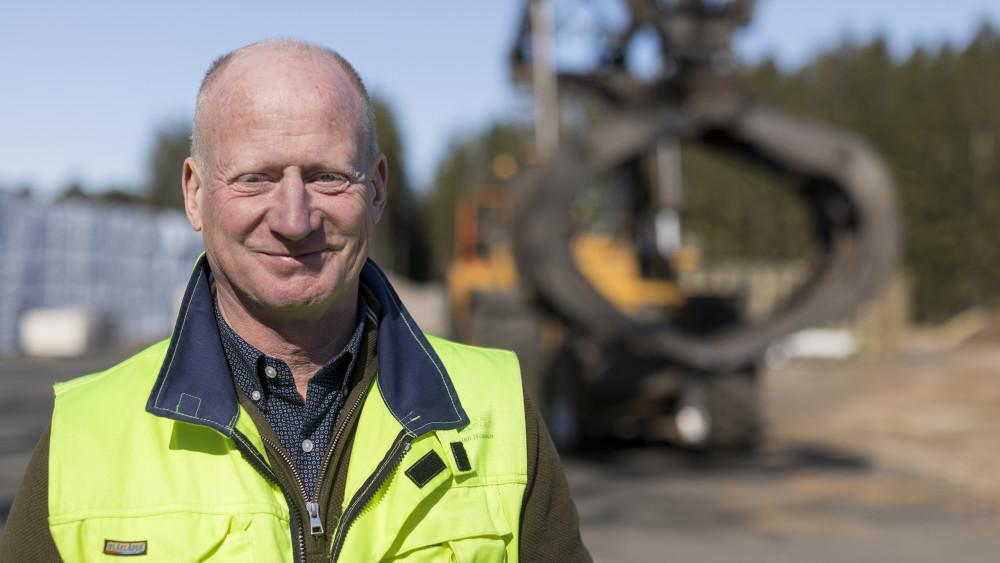 Stefan Nilsson, vd Åsljunga Pallen i Örkelljunga