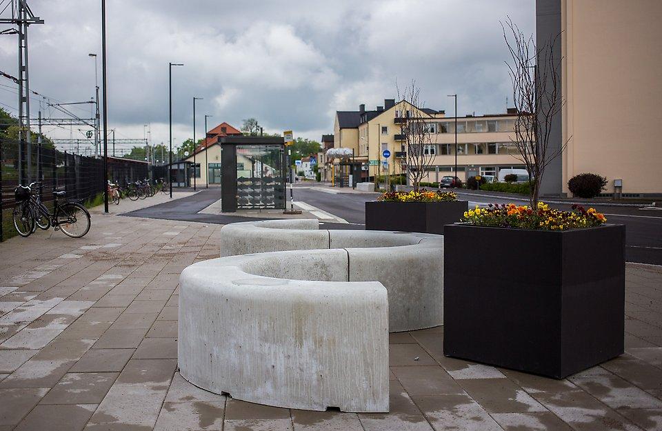 Stationsområdet, Åstorp