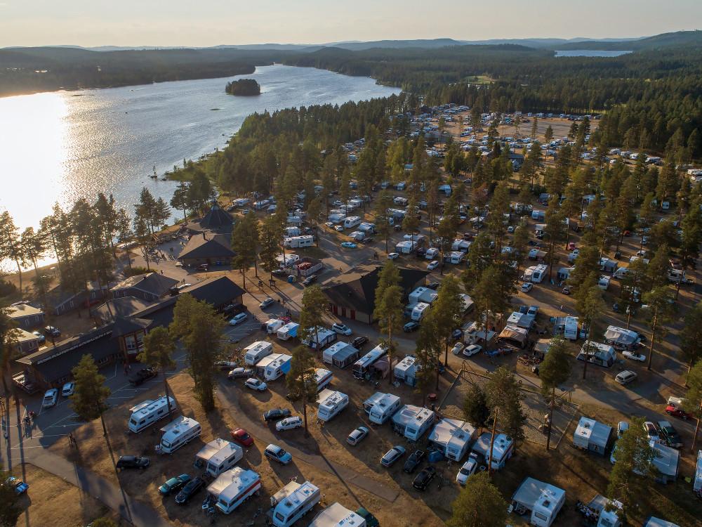 Ansia Resort - En af de 5-stjernede campingpladser i Sverige (Foto: Ansia Resort)