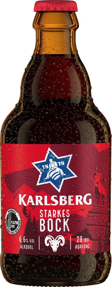 Karlsberg starkes Bock