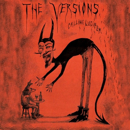 The Versions: Chilean 70s rock 'n' roll quartet prep release of third album 'Calling Lucifer' | Algo Records | Reprobate Media