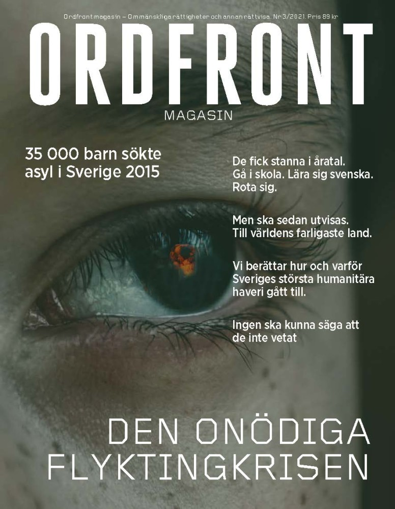 Ordfront Magasin nr 3-2021