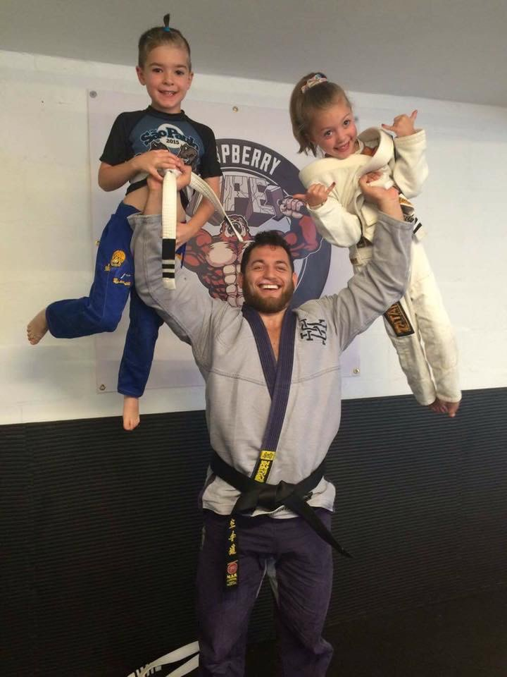 It S Bedlam For Stoke S Newest Martial Arts Club Uk