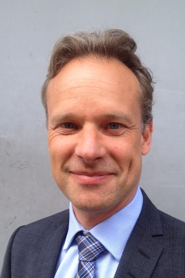 Johan Aronsson, VD/CEO