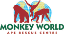 Go to Monkey World Ape Rescue Centre's Newsroom