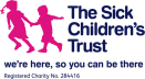 Go to The Sick Childrens Trust's Newsroom