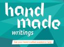 Go to HandMade Writings's Newsroom