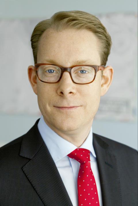 EU-debatt om asyl- och invandringspolitik med migrationsminister Tobias Billström
