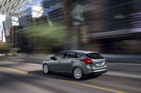Nya Ford Focus Electric visas på CES 2011 - bild 2