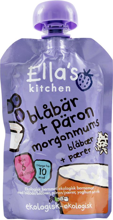 Flera spännande nyheter från Ella's Kitchen