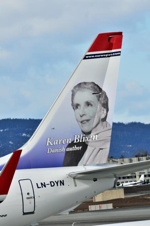 Dansk halehelt: Karen Blixen