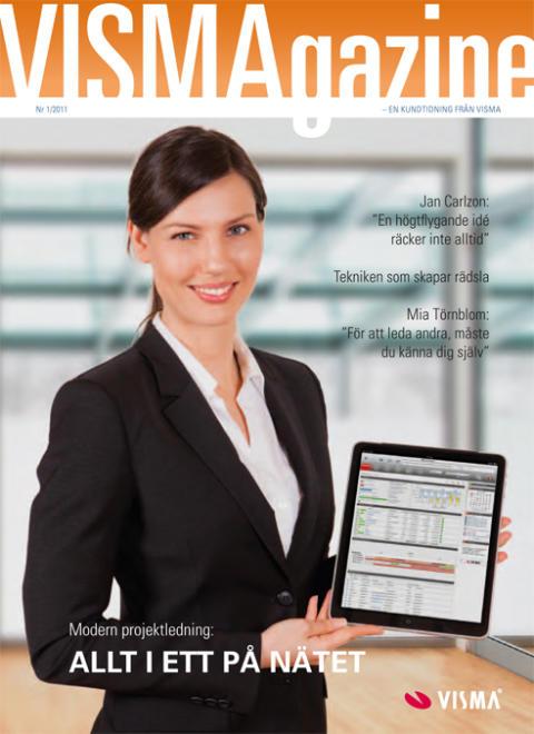 Vismagazine 1/2011