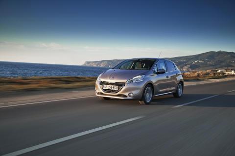 Sverigepremiär: Peugeot 208 - nya generationens småbil