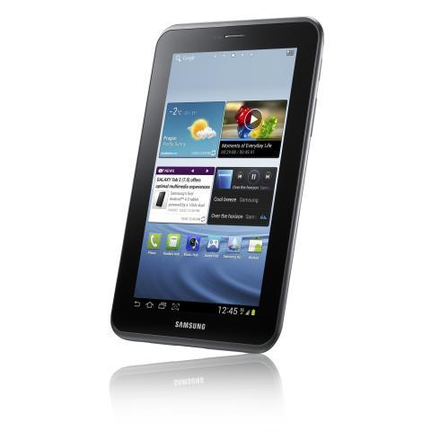 En folkplatta: Samsung släpper första surfplattan med Android 4.0