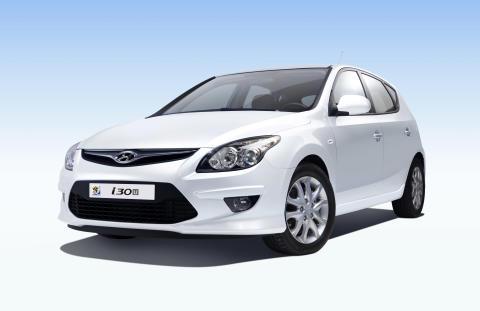 Ny rekord for Hyundai i 2010