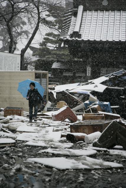 Jordbävningen i Japan: barns behov av humanitär hjälp ökar