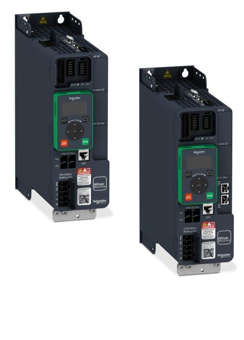 Avanceret frekvensomformer med præcis motorkontrol