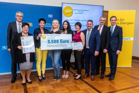 Bürgerenergiepreis_Niederbayern_2019_Preisträger_Haus für Familien