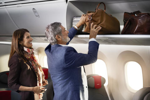 Norwegian implements new hand baggage policy