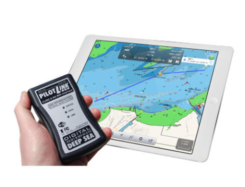 PilotLINK Class A AIS Wireless Interface for maritime pilots