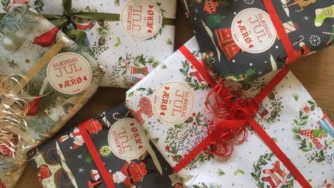 #1: Når en julehilsen fra Ærø betyder alverden
