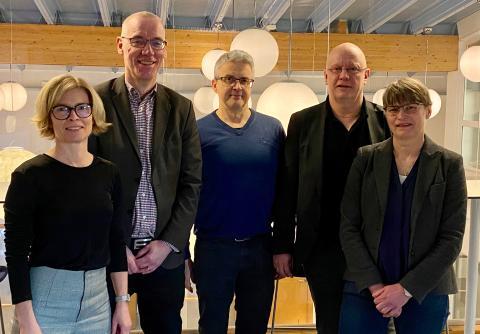 Luleå tekniska universitet och Swerim stärker samarbetet