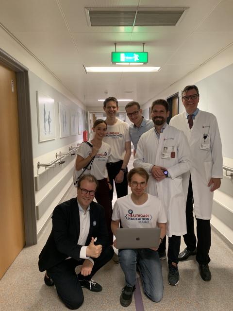 Healthcare Hackathon: Gemeinsam große Ideen (weiter)entwickeln