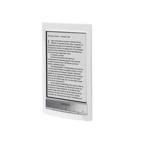 Reader Wi-Fi PRS-T1 von Sony_Weiss_05
