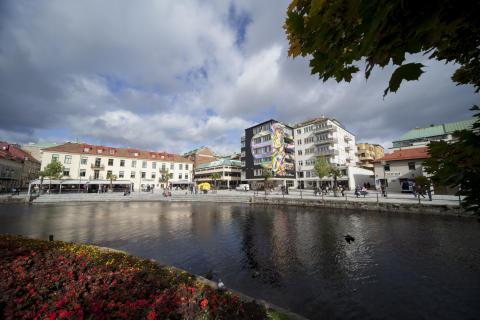 Borås Turistbyrå flyttar ut, i framtiden