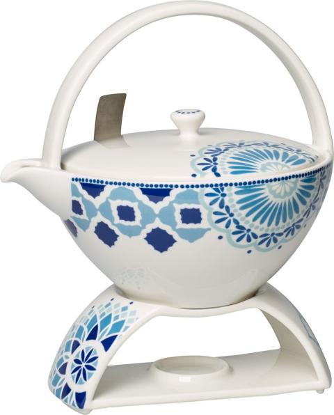 Design for ultimate tea pleasure - Tea Passion Medina: a new decor with Moroccan flair