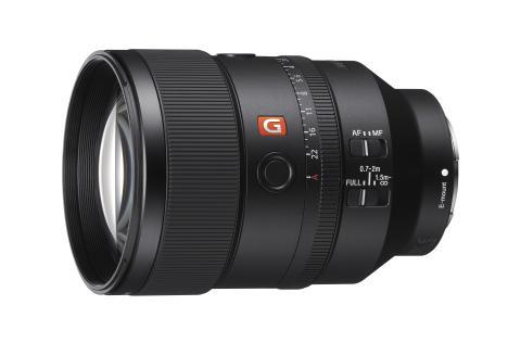 Sony annonce un nouvel objectif plein format 135 mm F1.8 G Master de haute qualité avec une résolution et un Bokeh exceptionnels