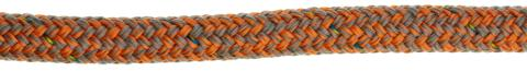 PolyRopes Poly-Braid-32 grå med orange kod