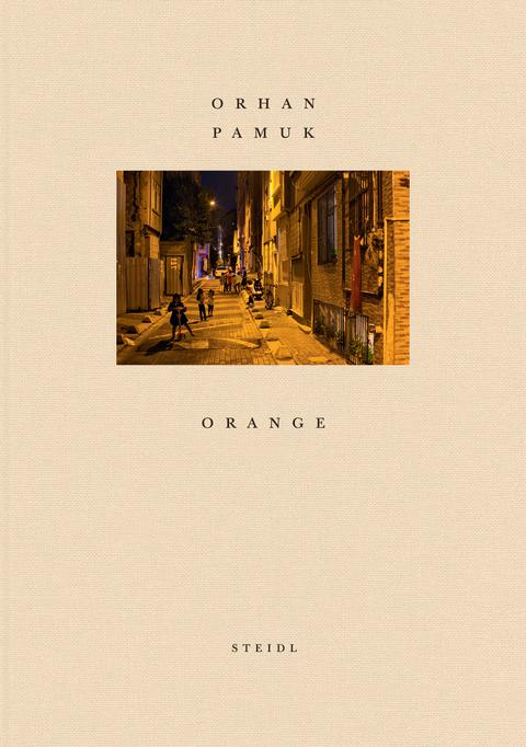 © Orhan Pamuk. Orange, 2020(1)