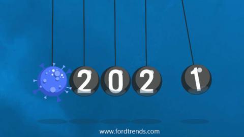 Ford Trend-rapport for 2021: Mange har tilpasset seg en helt ny situasjon