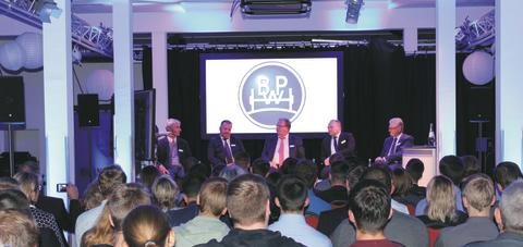 BPW trainees host political discussion – education system in need of reform