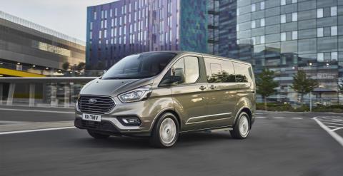 Her er Fords nye luksusfrakter