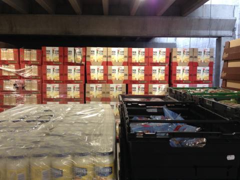 FødevareBanken modtager stor donation til  støtte til måltider for ensomme ældre