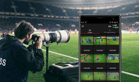"""Novi """"Imaging Edge"""" softver poboljšava mobilnu vezu i povećava kreativne mogućnosti Sony fotoaparata"""