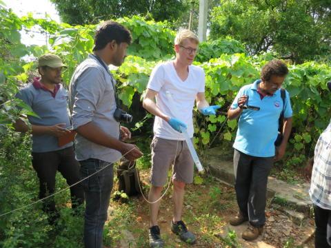Forurenset drikkevann nord på Sri Lanka