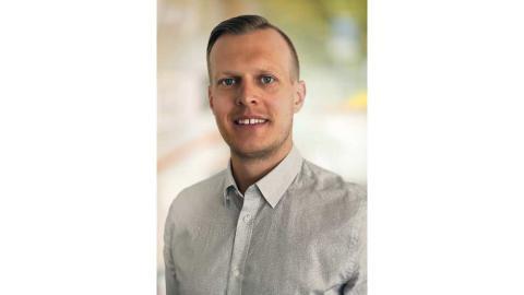 Välkommen Christian Stendahl – specialist på kyl- och värmepumpslösningar. (Och på att slå hole-in-one!)