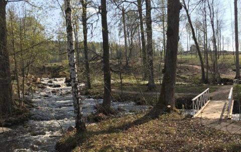 Pressinbjudan: Välkommen på invigning av nyrestaurerade Engelska parken i Kloster