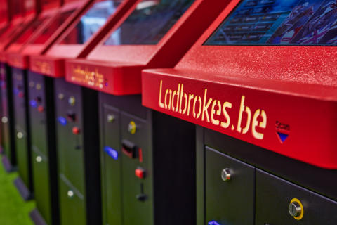 Ladbrokes shop terminals