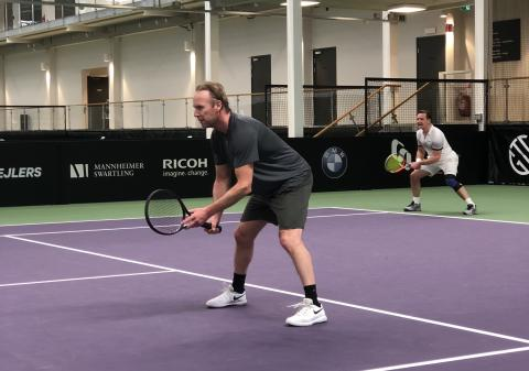 Redeye Tennis Invitational 2018