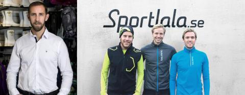 Sportlala värvar Team Sportias VD – Tillväxt och utveckling av leverantösrelationer står i fokus