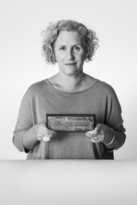 Ann Svensén, generalsekreterare IM