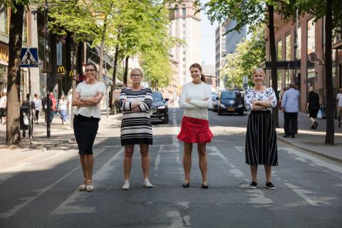 Medarbetarna är de bästa rekryterarna av Annika Åredal, rekryterare och HR-specialist, Forsen