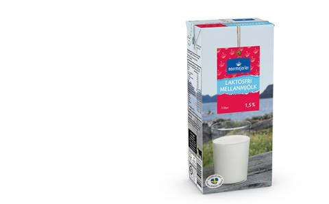 Pressinbjudan - Provsmaka laktosfri mjölk