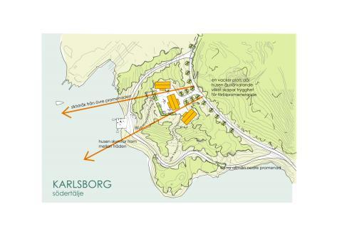 HSB vill bygga äldreboende på anrik tomt i Södertälje