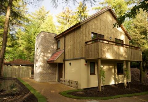 Center Parcs unveils New Style Exclusive Lodges at Longleat Forest